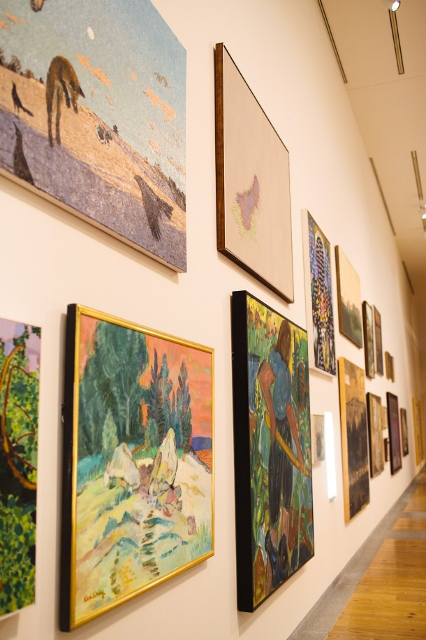 Summer at the portland museum of art map menu for Portland art museum maine
